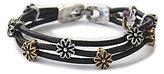 Lucky Brand Flower Woven Bracelet