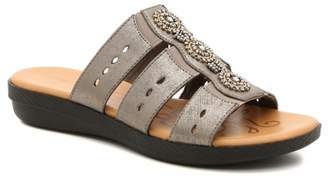 Easy Street Shoes Nori Wedge Sandal