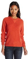 Pendleton Women's Patches Pullover Sweater