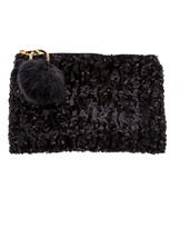 Twos Company Two's Company Sequined Clutch