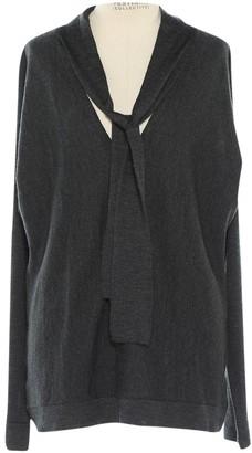 Hermes Grey Cashmere Knitwear for Women