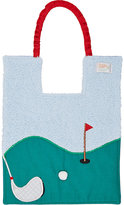 Zigozago Golf Course Bib-GREEN