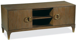 Atherton Media Console - Natural - Brownstone Furniture