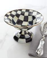 Mackenzie Childs MacKenzie-Childs Small Courtly Check Compote