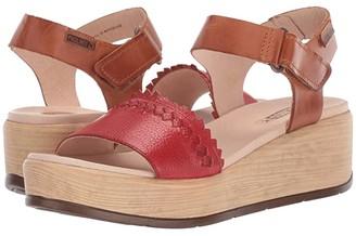 PIKOLINOS Costacabana W3X-1747BGC1 (Coral) Women's Shoes