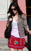 Lna Deep V Tee Shirt as seen on Rachel Bilson in many colors