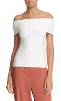 Elizabeth and James Women's Dominique Off The Shoulder Top