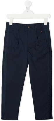 Tommy Hilfiger Junior Slim-Fit Chinos