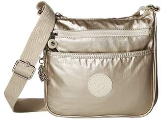 Kipling Jordan Crossbody Bag (Cloud Metal) Handbags