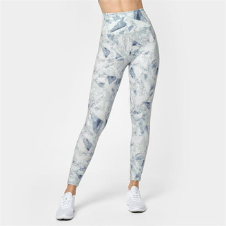USA Pro Printed Leggings Ladies