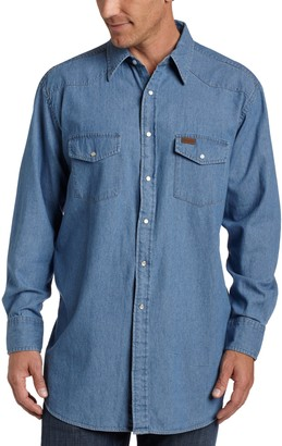 Pendleton Men's Salt Creek Denim Western Shirt
