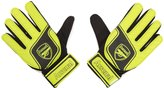 Arsenal FC Childrens/Kids Official Football Crest Goalkeeper Gloves
