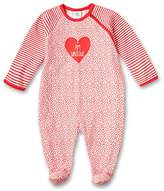 Sanetta Baby Girls 220818 Sleepsuit,6 - 12 Months