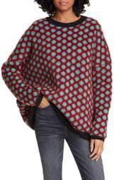 La DoubleJ Oversize Crewneck Sweater