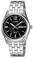 Casio Women's Core LTP1335D-1AV Stainless-Steel Quartz Watch