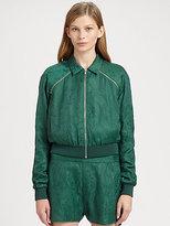 Acne Studios Crinkled Convertible Jacket
