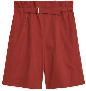 Arket Belted Shorts