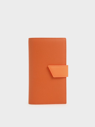 Charles & Keith Snap Button Wallet