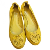 Tory Burch Leather mocassins
