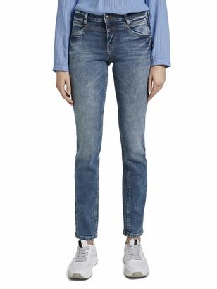 Tom Tailor Women's Alexa Straight Jeans