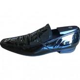 Saint Laurent Black Patent leather Flats