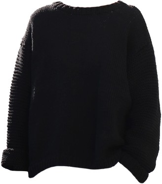The Knotty Ones Nida Knit In Black