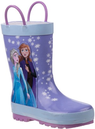 Disney Frozen 2 Anna & Elsa Rain Boots