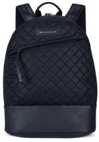 Want Les Essentiels Kastrup Backpack Navy Quilt