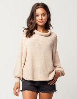Free People Cozy Womens Sweater