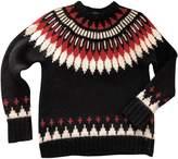 Polo Ralph Lauren Black Wool Knitwear