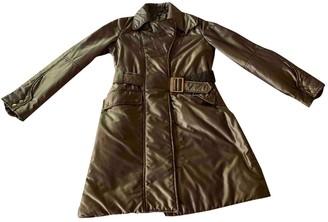 Gucci Khaki Coat for Women