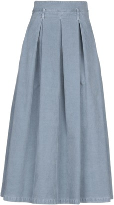 DEPARTMENT 5 3/4 length skirts