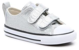 childrens silver converse