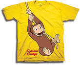 Freeze Yellow Curious George Tee - Toddler