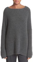 Vince Women's Ladder Stitch Cashmere Blend Pullover