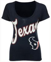 '47 Women's Houston Texans Roundoff T-Shirt
