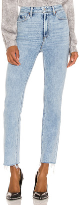 Paige Ultra High Rise Cindy Slim Straight. - size 23 (also