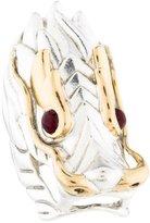 John Hardy Ruby Naga Dragon Ring