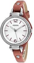 Fossil ES3468 Women's Georgia Watch