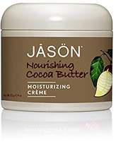 Jason Nourishing Cocoa Butter Moisturizing Creme, 4 Ounce Tub