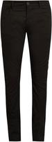 Rick Owens Slim-fit five-pocket trousers