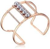 GUESS Rose Gold Cuff Bracelet