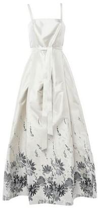 LANACAPRINA Long dress
