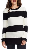 Women's Rosie Pope Sara Stripe Maternity Sweater