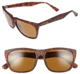Smith Men's 'Tioga' 57Mm Sunglasses - Woolrich Matte Havana/ Brown