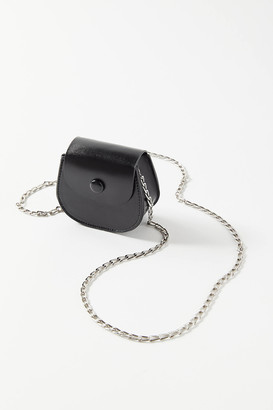 Urban Outfitters Covered Button Mini Crossbody Bag