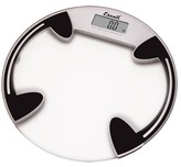 Escali Glass Precision Lithium Scale - Clear (Round)