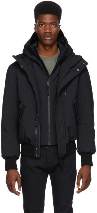 Mackage Black Down Denton Jacket