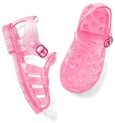 Gap Basketweave jelly sandals