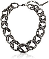 "T Tahari Signature Links"" Large Chunky Link Necklace"